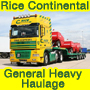 Rice Continental Transport