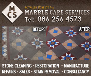 Pat Walsh Stone Ltd - Marble Care Services