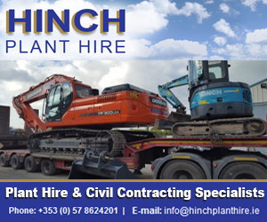 Hinch Plant Hire Limited