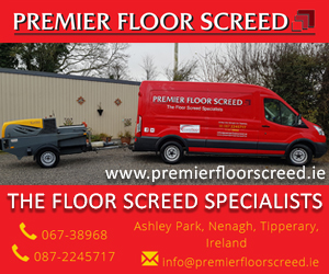 Premier Floor Screed