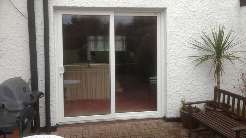 PVC sliding door Gallery Image