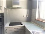Silver Grey Kitchen Splashback Gallery Thumbnail