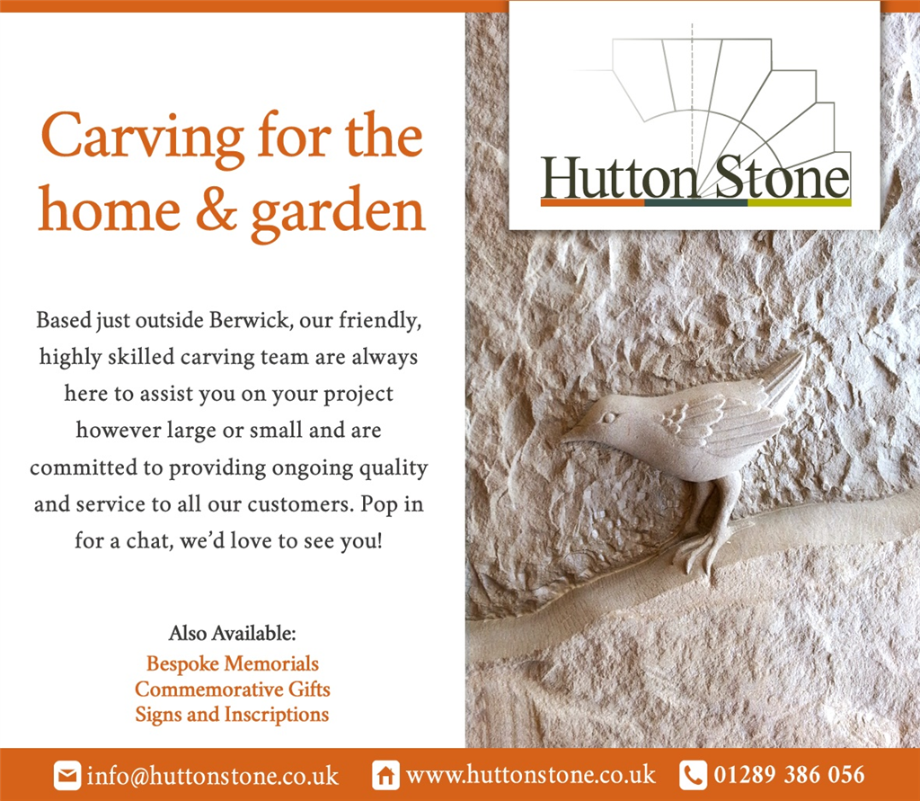 We do Carving for the Home & Garden. Gallery Image