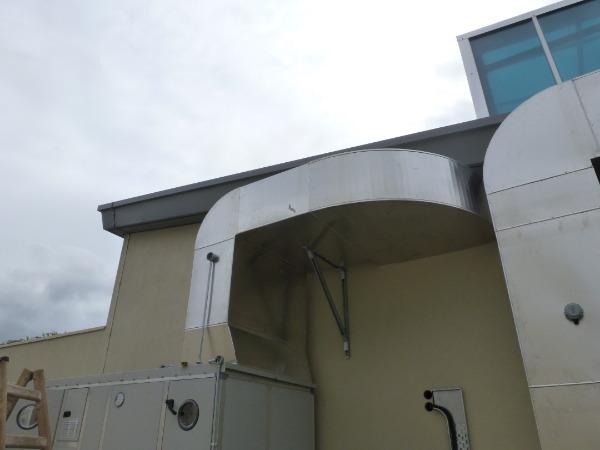 For Chimney Cladding Aluminium : Phenolic blocks aluminium pipe cladding ireland