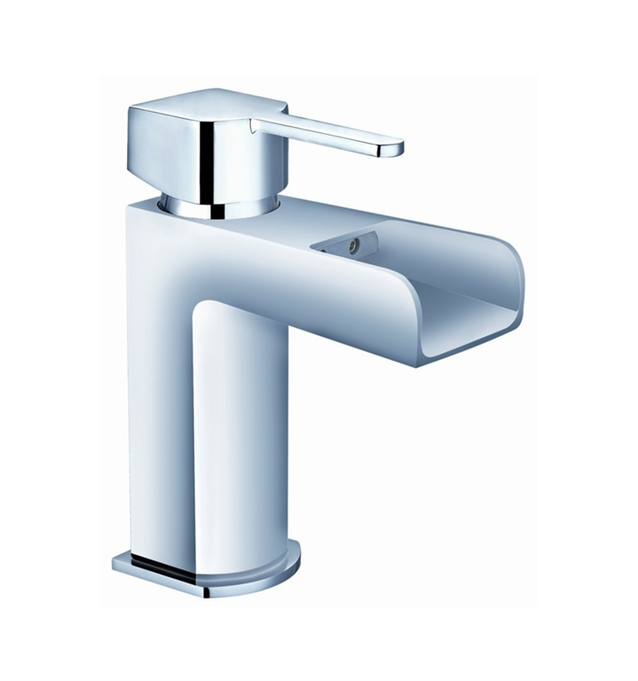Waterfall Basin Monobloc Mixer Tap Gallery Image