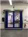 Efalex High Speed Door supplied and installed by Cobra Automation Gallery Thumbnail