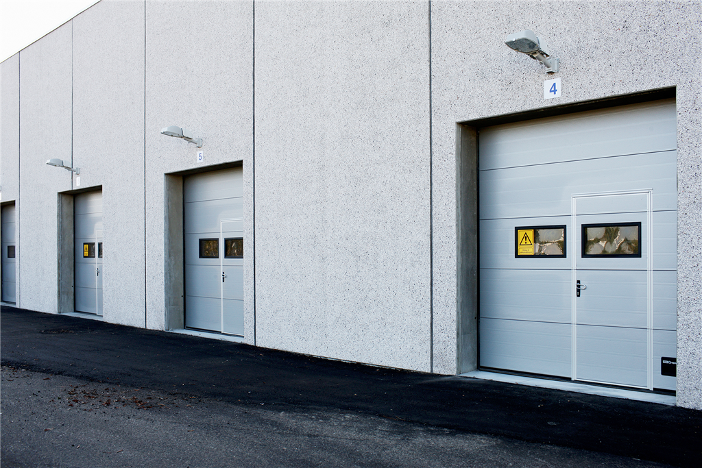 Insulated Industrial Doors for warehouses and distribution centres Gallery Image