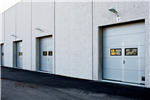 Insulated Industrial Doors for warehouses and distribution centres Gallery Thumbnail