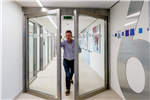 ASSA ABLOY Entrance Systems offer expert entrance systems advice to healthcare facilities. Gallery Thumbnail