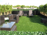 artificial hedge for roof terrace Gallery Thumbnail