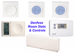 Danfoss room thermostats & Controls, Robot Underfloor Heating Gallery Thumbnail