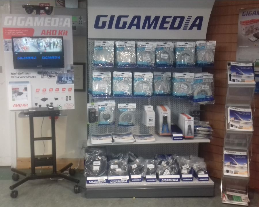 Our Gigamedia brand is the perfect data solution  Gallery Image