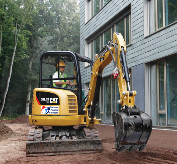 Mini Digger Training Course Gallery Image
