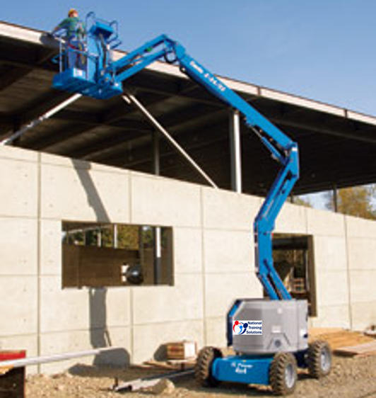 MEWP Boom Lift Training Course Gallery Image