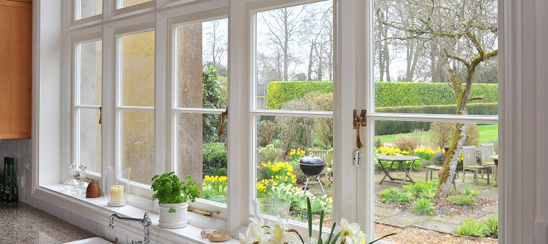 Timber Casement Windows Gallery Image