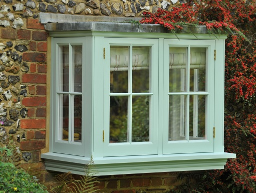 Timber Casement Window Bay Gallery Image
