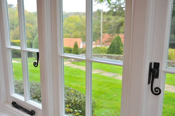 Close Up of Casement Windows Gallery Image