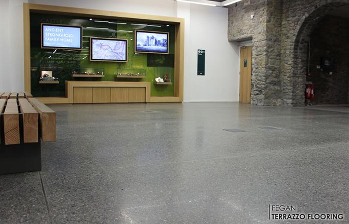 Terrazzo Polished Concrete Flooring In Ireland And Ni