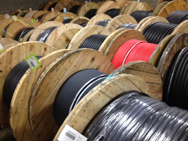 We supply a range of Electrical Cable (T&E, SWA, Alarm, Data, Telephone, Fire Resistant, Flex, NYM-J, Silflex ) Gallery Image