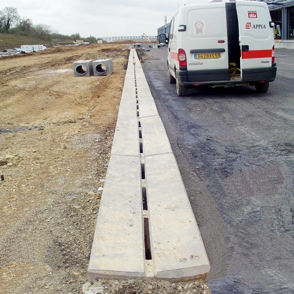 Stanton Bonna Concrete Ltd Ilkeston Concrete Drainage