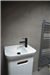 Bathroom done medium grey microcement Gallery Thumbnail