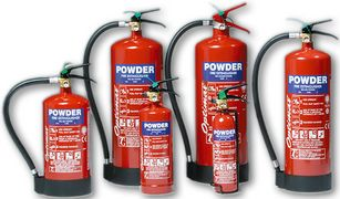 Fire Extinguishers Gallery Image