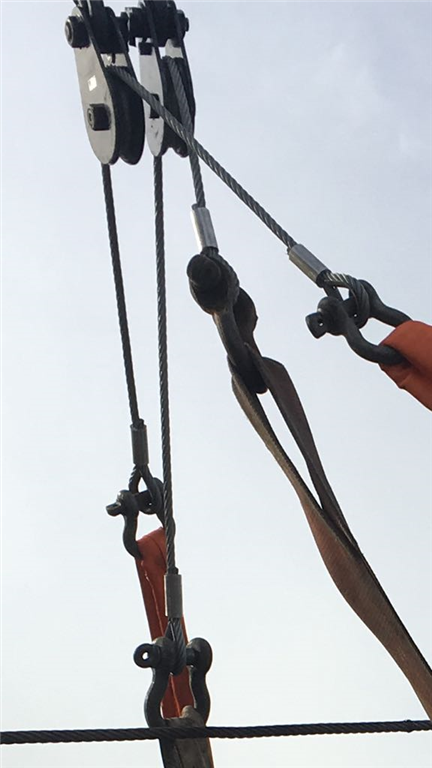 Wire Rope lifting slings Gallery Image