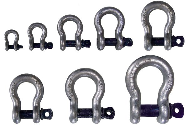 Bow Shackles Gallery Image