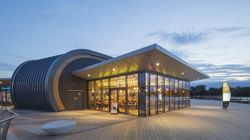 Rushden Lakes Shopping Centre Gallery Image