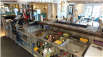 "I was delighted to choose Servaclean to plan and supply my new stainless steel underbar.  A ""Premium"" product with service to match.""  Mr Allesandro Bevilacqua, Proprietor – Da Sandro Italian Restaurant & Bar, Huddersfield Gallery Thumbnail"