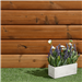 External Sertiwood Thermowood redwood D horizontal tongue and groove boarding Gallery Thumbnail