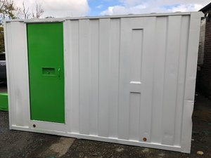 12 ft Used mobile welfare units for sale Gallery Image