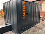 towable mobile welfare units for sale by Astley Containers & Cabins Gallery Thumbnail