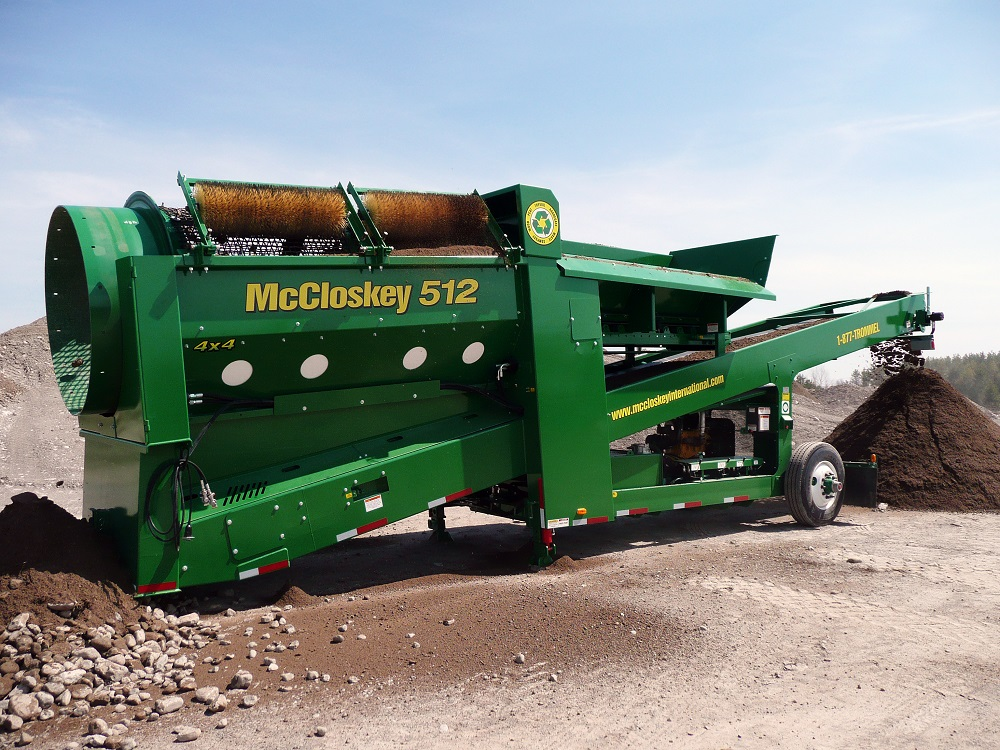 McCloskey 512a Trommel Screener Gallery Image
