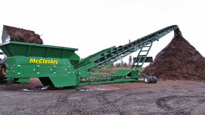 McCloskey Feeder Stacker Gallery Image