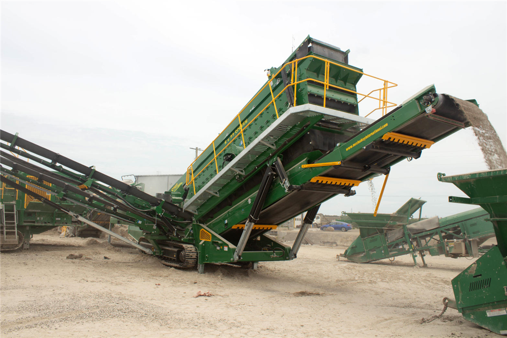 McCloskey S250 Screener Gallery Image