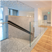 Serizzo Antigorio granite staircase, Exchange Court, Manchester. Gallery Thumbnail