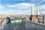 Granite paving on the roof terrace of Battersea Power Station, London Gallery Thumbnail