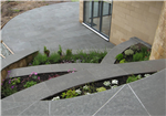 Java Basalt Paving, Northumberland. Gallery Thumbnail