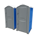 Portable toilets 