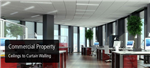 Commercial suspended ceilings spray painted by CEILCOTE Gallery Thumbnail
