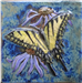 "6"" tile - Eastern Tiger Swallowtail Gallery Thumbnail"
