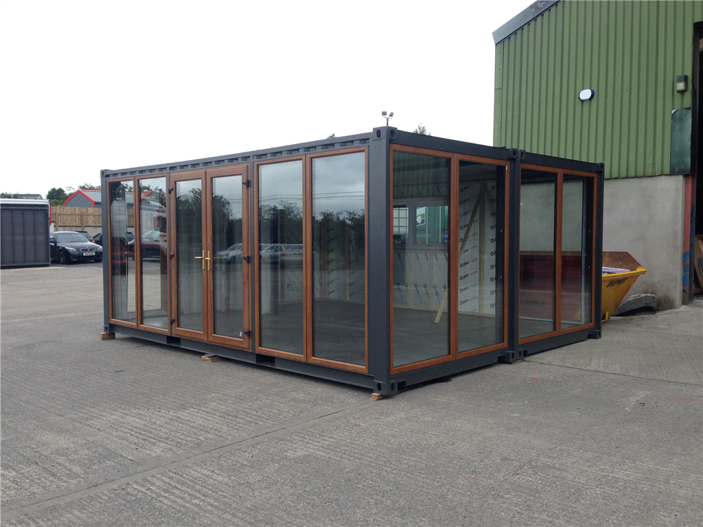 "Bespoke Container Conversion ""Playroom""  Gallery Image"