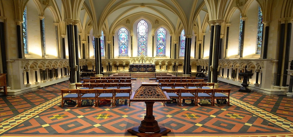 St Patricks Cathedral Co. Dublin Gallery Image