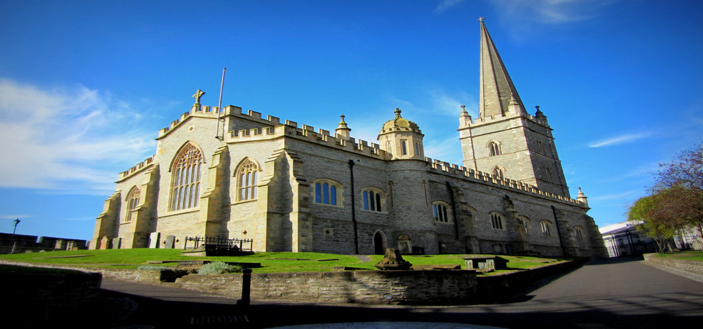 St Columb's Cathedral Co. Derry Gallery Image