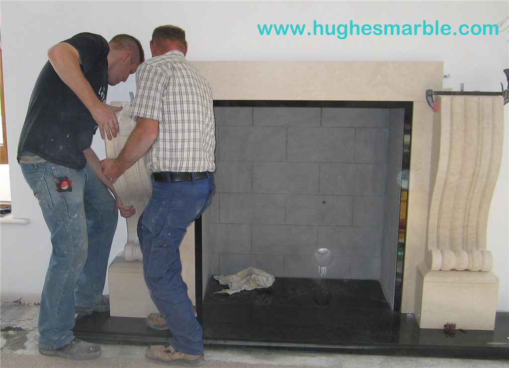Eamonn Hughes Marble Granite Co Mayo Stone Fireplace Mayo Granite Worktops Mayo Gas Fire