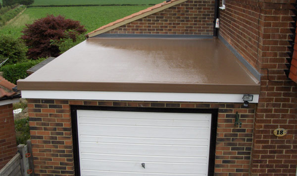 Cure It GRP Roofing System is available in a wide range of colour finishes Gallery Image