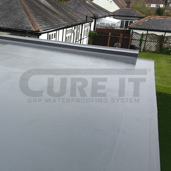 Cure It GRP Roofing System Gallery Image