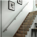 Handrail kits in Brushed Silver. Gallery Thumbnail