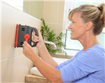 Drill through ceramic tiles with ease with our Takker Hardwall drill.  Gallery Thumbnail